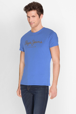 PEPE JEANS LONDON - Tee-shirtPM503328Bleu ciel