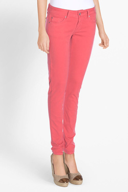 Pantalon PEPE JEANS LONDON PL210804U912 Rouge
