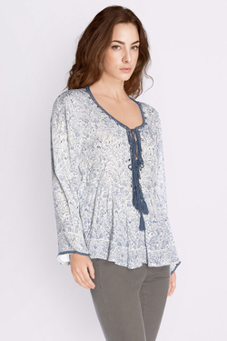 Blouse PEPE JEANS LONDON PL302081 Bleu