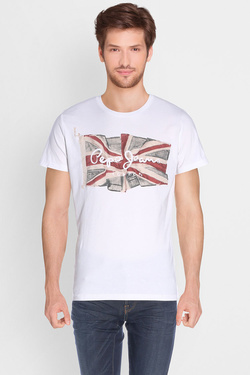 PEPE JEANS LONDON - Tee-shirtPM501854Blanc