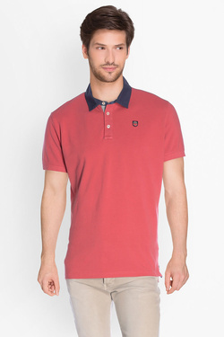 Polo PEPE JEANS LONDON PM540922 Rouge