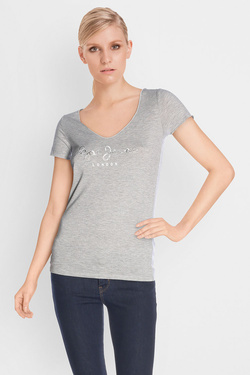 Tee-shirt PEPE JEANS LONDON PL502706 Gris