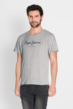 Tee-shirt PEPE JEANS LONDON PM500465 Gris