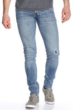 Jean PEPE JEANS LONDON PM 202451 Bleu