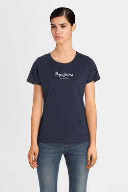 Tee-shirt PEPE JEANS LONDON PL502711 Bleu