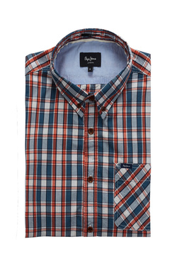 Chemise manches longues PEPE JEANS LONDON PM305460 Orange