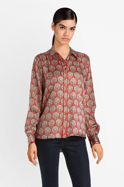 Chemise manches longues PEPE JEANS LONDON PL303120 Rouge