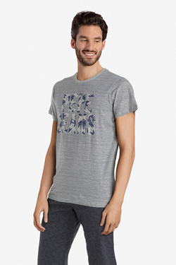Tee-shirt PEPE JEANS LONDON PM506352 Gris