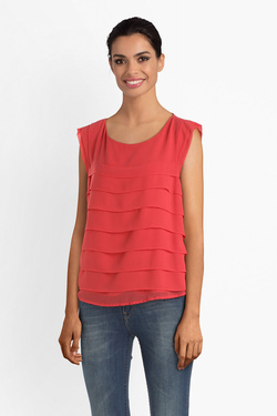 Blouse PEPE JEANS LONDON PL303327 Rouge