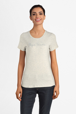Tee-shirt PEPE JEANS LONDON PL504270 Gris