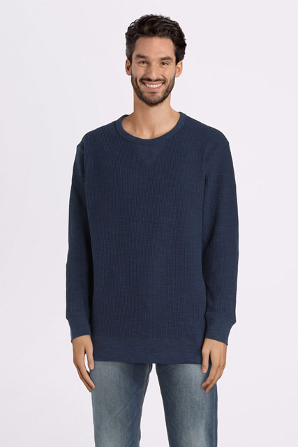 Sweat-shirt micro quadrillé PEPE JEANS LONDON