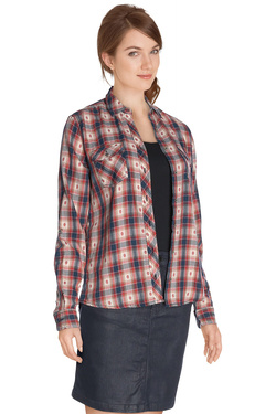 PEPE JEANS LONDON - Chemise manches longuesPL301799 GIANARouge