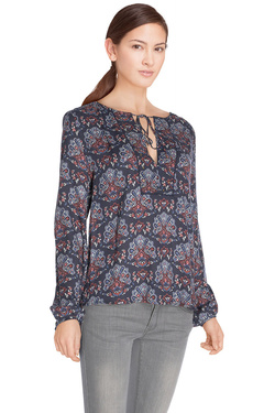 Blouse PEPE JEANS LONDON PL301821 NICOLE Bleu