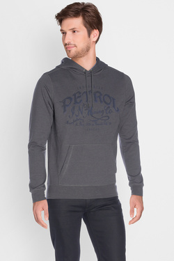 Sweat-shirt PETROL INDUSTRIES SWH 305 Gris