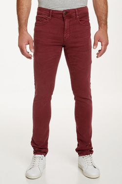 Jean PETROL INDUSTRIES SEAHAM COLOURED Rouge bordeaux