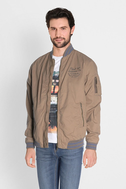 Blouson PETROL INDUSTRIES JAC124 Marron