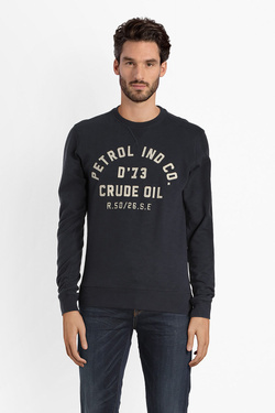 Sweat-shirt PETROL INDUSTRIES SWR 363 Bleu marine