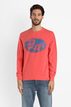 Sweat-shirt PETROL INDUSTRIES SWR 339 Corail