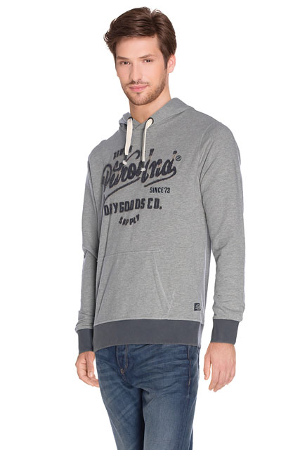 SWEAT-SHIRT A CAPUCHE PETROL INDUSTRIES