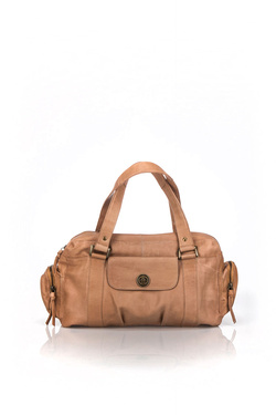 Sac PIECES 17055351 Marron clair