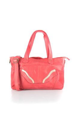 Sac PIECES 17087078 Rouge