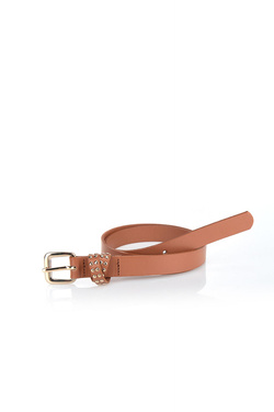 Ceinture PIECES 17091339 Marron
