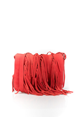 Sac PIECES 17093824 Rouge