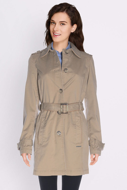 Trench S OLIVER 702.52.5004 Beige