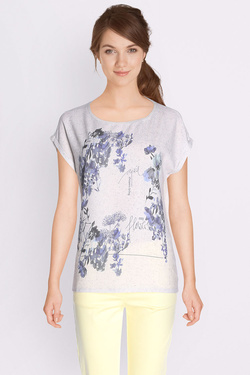 S OLIVER - Tee-shirt703.32.3687Gris
