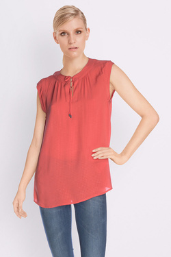 Blouse S OLIVER 705.13.5582 Corail