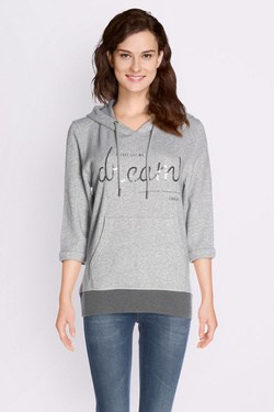Sweat-shirt S OLIVER 708.41.5635 Gris