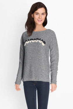 Pull S OLIVER 709.61.4064 Gris