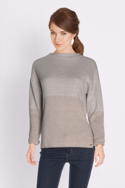 Pull S OLIVER 710.61.4109 Taupe