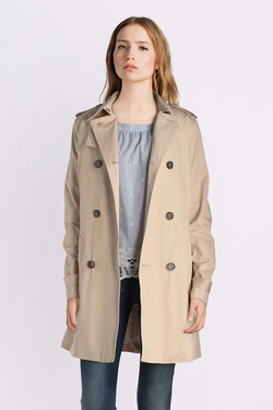 Trench S OLIVER 05.802.52.4004 Beige