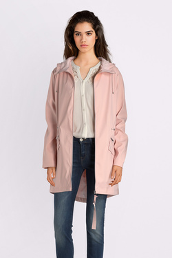 Manteau S OLIVER 05.802.7926 Rose