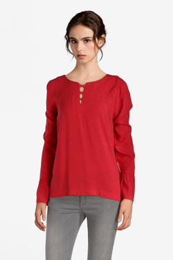 Blouse S OLIVER 14.802.4834 Rouge