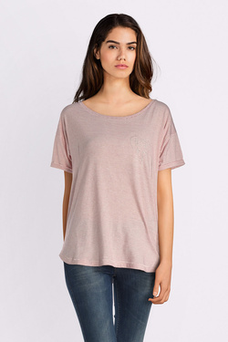 Tee-shirt S OLIVER 14.802.32.3009 Rouge