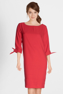 Robe S OLIVER 14.802.7542 Rouge