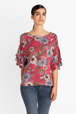 Blouse S OLIVER 14.803.12.6113 Rouge