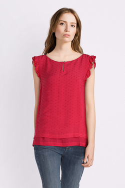Blouse S OLIVER 14.803.13.4372 Rouge