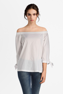 Blouse S OLIVER 14.803.19.4240 Blanc