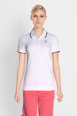 Polo S OLIVER 14.804.35.5007 Blanc