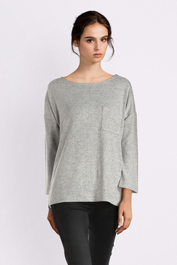 Pull S OLIVER 808.41.3750 Gris