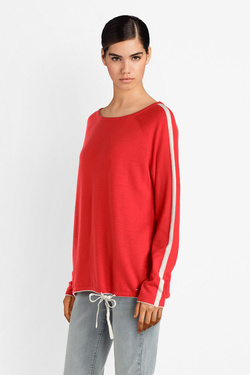 Pull S OLIVER 901.61.5712 Rouge