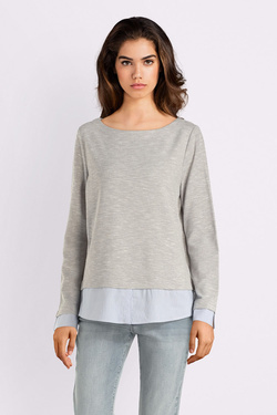 Pull S OLIVER 899.41.5078 Gris