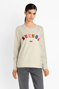 Sweat-shirt S OLIVER 909.41.2789 Beige