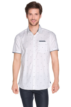 S OLIVER - Chemise manches courtes604.22.8314Blanc
