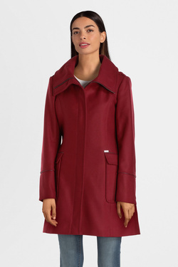 Manteau SALSA 122211 Rouge bordeaux