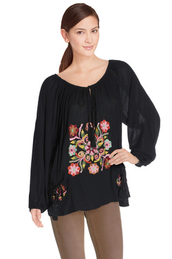 SAVAGE CULTURE - Blouse31110-BLNoir
