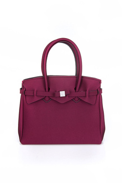 Sac SAVE MY BAG 10204N MISS LYCRA Rouge bordeaux